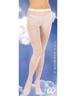 widmann 4791w calze collant bianchi 40den