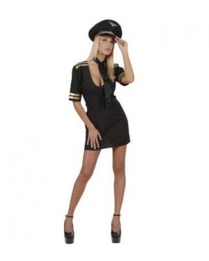 Costume Pilota Donna S