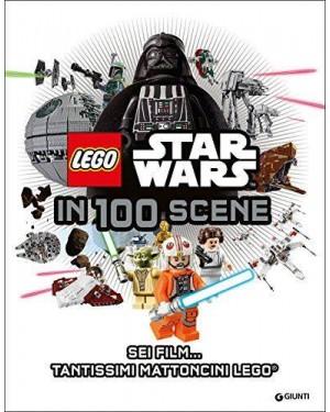 GIUNTI  star wars lego in 100 scene