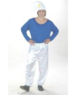 CLOWN 71367 costume puffo l