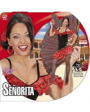 Costume Senorita Spagnola Corto S