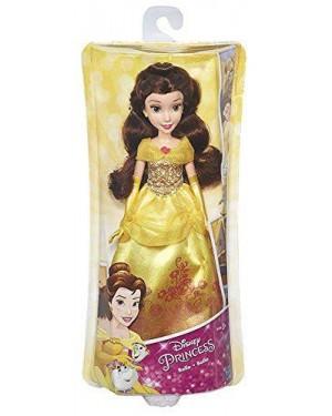 HASBRO B6446EU4 disney princess bambola ass2 bell/aur/bian/tiana