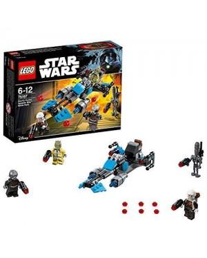 LEGO 75167 LEGO STAR WARS TM BATTLE PACK SPEEDER BIKE  DEL BO