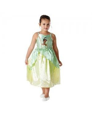 RUBIES 883854 costume principessa tiana 7/8 disney