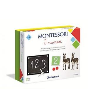 CLEMENTONI 16099.0 clement montessori - numeri