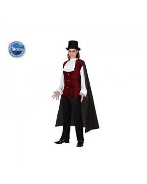 ATOSA 28589 costume vampiro adulto t. 1