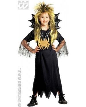 Costume Spiderella 8/10 Cm140