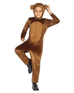 ATOSA 20384.0 costume scimmia 7-9