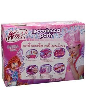 ceppiratti ccp21804 winx crea dolci lecca lecca party