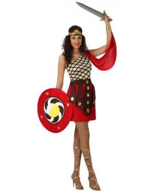 ATOSA 15406 costume gladiatore donna, adulto t1 xs\s