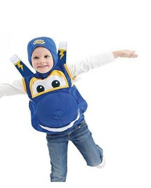 Costume Superwings Jerome Blu 3/4