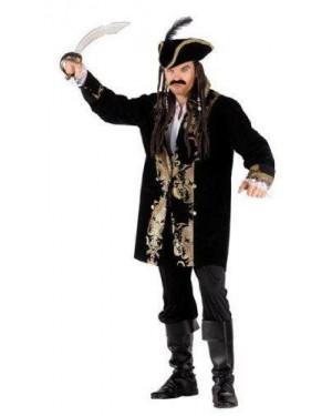 CLOWN 70526 costume pirata dei sette mari l