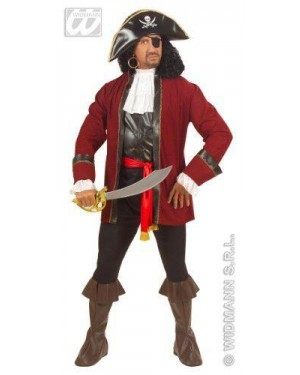 Costume Pirata Dell Isola Tesoro Xl