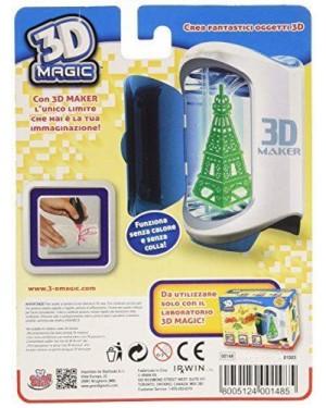 GRANDI GIOCHI GG00148 stampante 3d magic refill 2pz