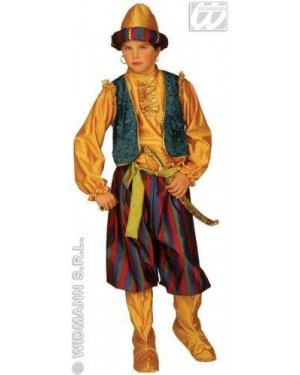Costume Principe Ali Baba 11/13 Cm158