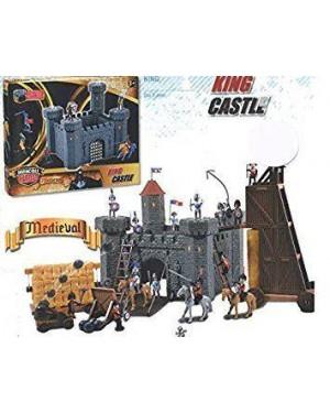 GIOCHERIA RDF50790 castle - castello playset con personaggi