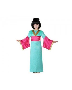 Costume Geisha, Bambina T1 3-4 Anni