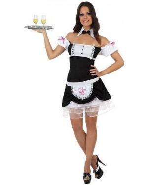 Costume Donna Pulizia Sexy, T- 2