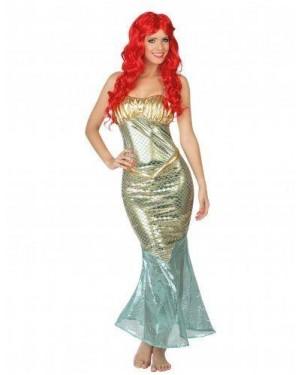 ATOSA 26675 costume sirena adulto t1 xs\s