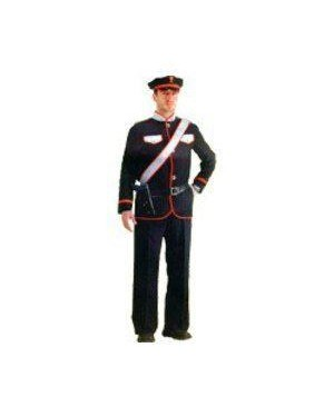 Costume Carabiniere Xl