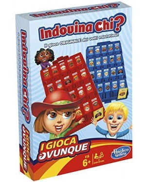 HASBRO B1204103 travel indovina chi