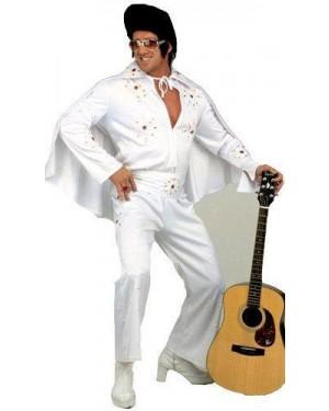 Costume Re Del Rock Lusso M Elvis