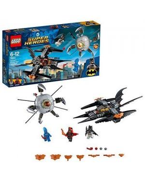 LEGO 76111 lego dc batman scontro brother eye