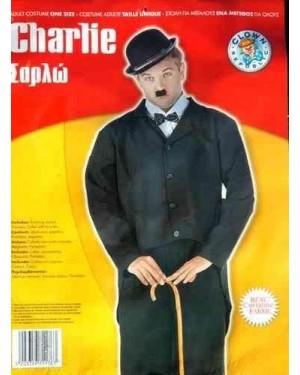 Costume Charlie Chaplin T.U.