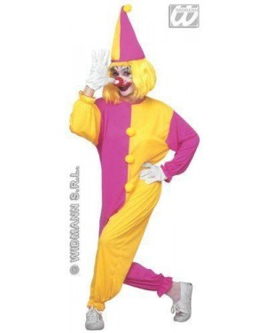 Costume Clown Girl S