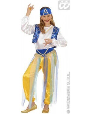 Costume Principessa Araba 8/10 140Cm