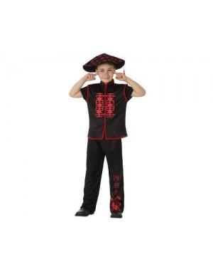 Costume Cinese Bambino T-3 7/9