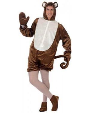 Costume Scimmia Comica T-2.