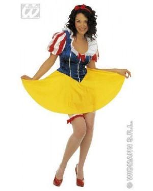 Costume Biancaneve S Principessa Delle Favole