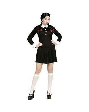WIDMANN 65651 costume mercoledi addams l