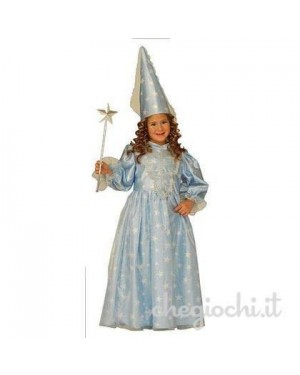 Costume Fatina Magica 2/3 3/4 Col Ass