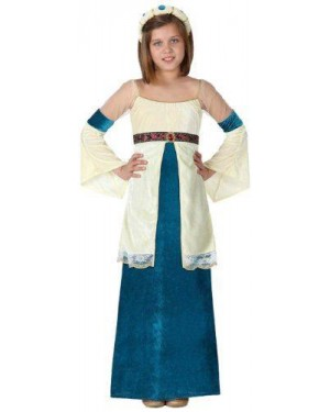 Costume Dama Medievale , Bambina, T. 3