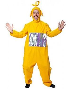 Costume Teletubbies Gialla - Laa Laa T.U.