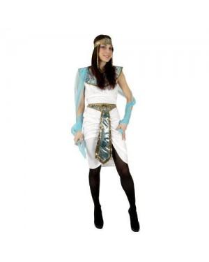 Costume Egiziana M Faraona Corto