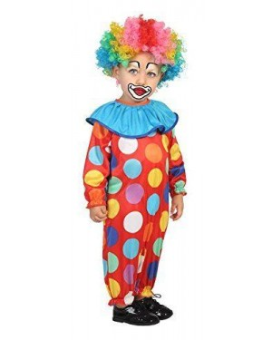 ATOSA 27713.0 costume clown 6-12 mesi