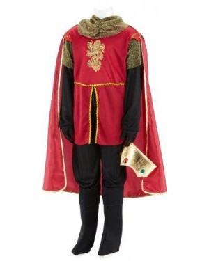 Costume Da Re Medievale-5-6