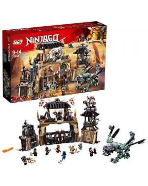 LEGO 70655 lego ninjago fossa del dragone