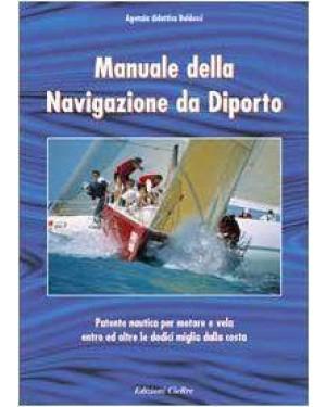 CIERRE  man.della navigazione da diporto patente naut.