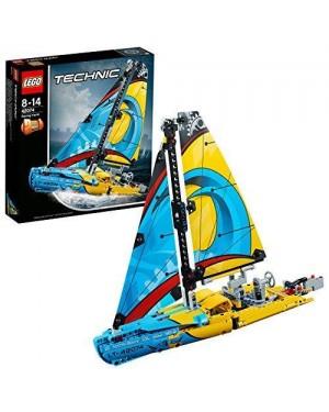 LEGO 42074 lego technic yacht da gara