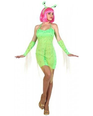 ATOSA 22986 costume aliena sexy, adulto t1 xs\s