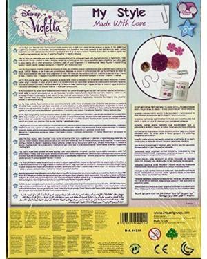 liscianigiochi 44214 violetta my style creazioni di lana
