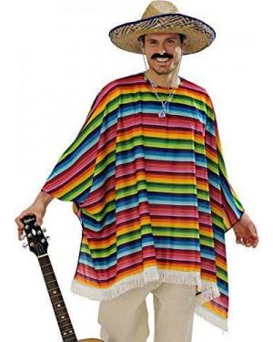 WIDMANN 9543X costume messicano poncho +sombrero