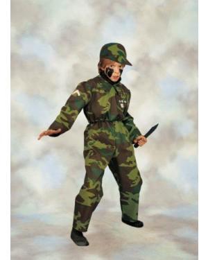 Costume Marines 4-6 Anni