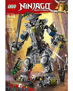 LEGO GCH70658 lego ninjago titano oni (esclusivo)