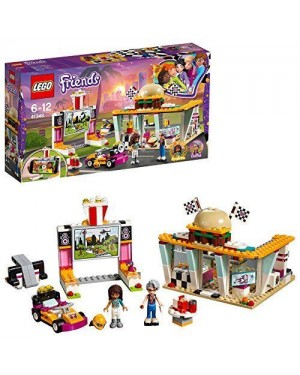 LEGO 41349 lego friends fast food go-kart