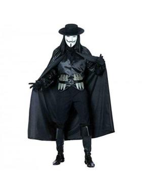 CARNIVAL TOYS 81047 costume mister vendetta m +maschera +armi